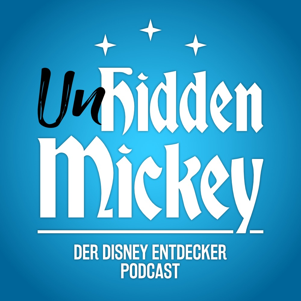 Logo for UnHidden Mickey